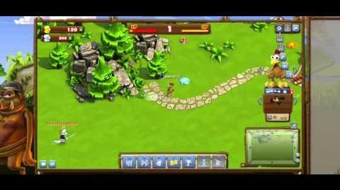 Moorhuhn Combat Gameplay