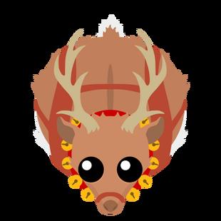 Sleigh Deer