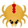 Golden Black Widow Spider.png