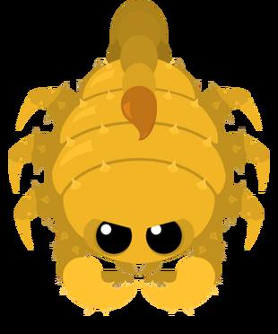 Golden Scorpion