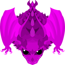 Mope io Syed's signature dragon (5th remake) (snail skill) (gemstone dragon).png