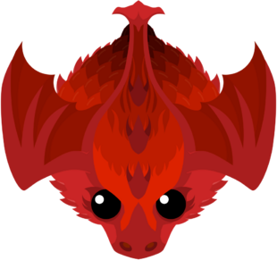 (Old Great Red Design)