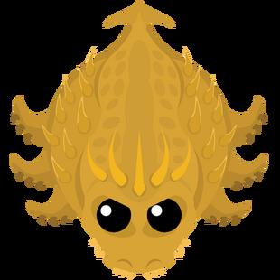 Golden Sea Monster