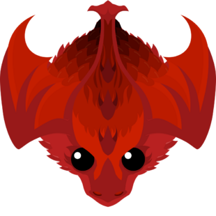 Great Red (Scrapped Queen Scarlet's Design)
