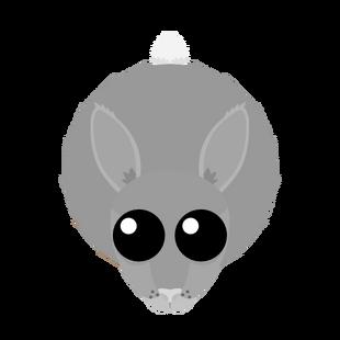 Monochrome Rabbit