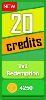 1v1 Redemption-20 credits.png