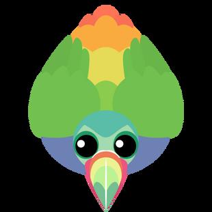 Old Prisma Toucan