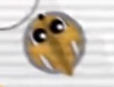 A scrapped chipmunk