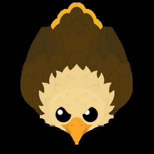 Gold Trimmed Eagle