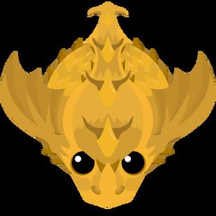 Golden King Dragon