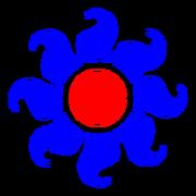 Wavy Sun
