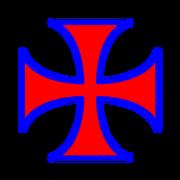 Templar Cross 2
