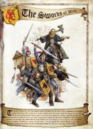 Warhammer - The Swords of Ulric