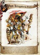 Warhammer - Von Kragsburg Guard