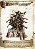 Warhammer - Fireloques of Ferlangen