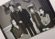 Lucien family anime