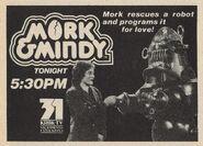 1983 Ad - Dr Morkenstein