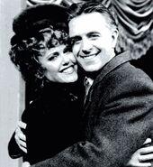 Pam & Joel Higgins in She Loves Me Jan 23-28 1990 - Orange County Performing Arts Center