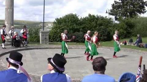 Quayside Cloggies - Day of Dance - Swanage 2011 - Part 2