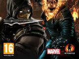 Mortal Kombat vs Marvel