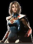 Supergirl v 2 injustice 2 render by yukizm-daxtb6s