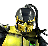 Cyrax para Mortal Kombat Destruction