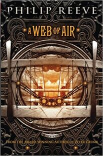 A Web of Air - Alternate Cover