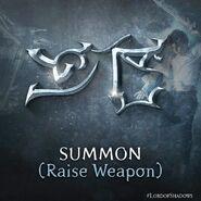 VF Rune, Summon Weapon
