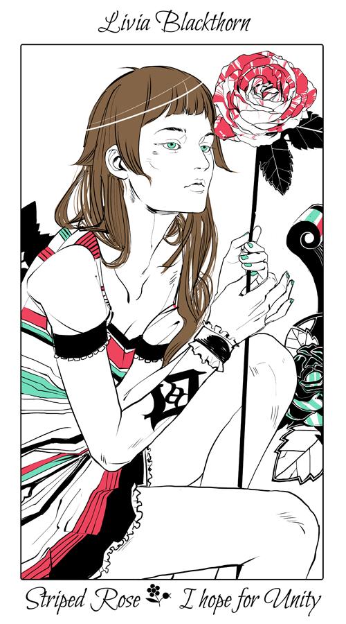 Livvy Blackthorn