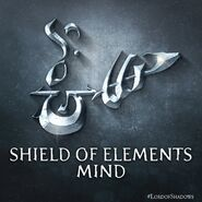 VF Rune, Shield of Elements Mind