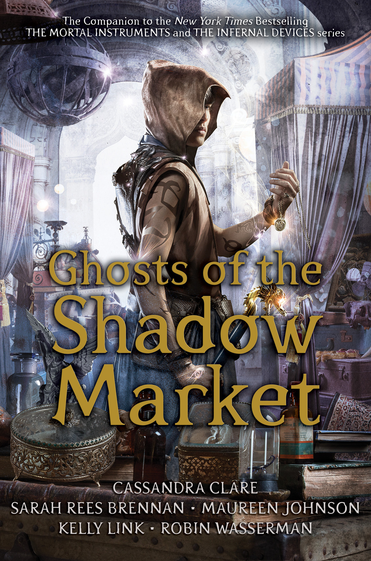 Ghosts Of The Shadow Market The Shadowhunters Wiki Fandom