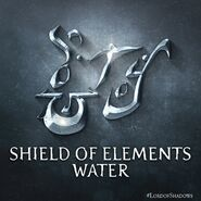 VF Rune, Shield of Elements Water