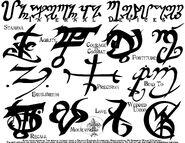 VF Runes Set 2, TID
