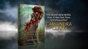 Chain of Gold book trailer 01
