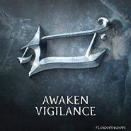 VF Rune, Awaken Vigilance