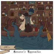 CJ Fairy tales, Sorcerer's Apprentice