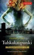 COA cover, Finnish 01