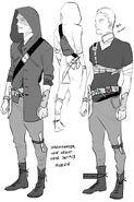 CJ Shadowhunter gear, set 13