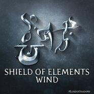 VF Rune, Shield of Elements Wind