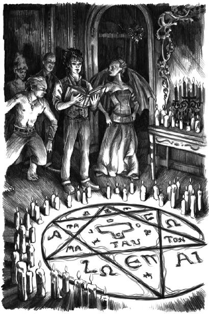 Summoning rituals