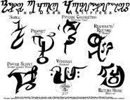 VF Runes Set 11, TDA
