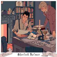 CJ Fairy tales, Sherlock Holmes