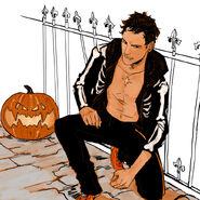 CJ 10 October Raphael