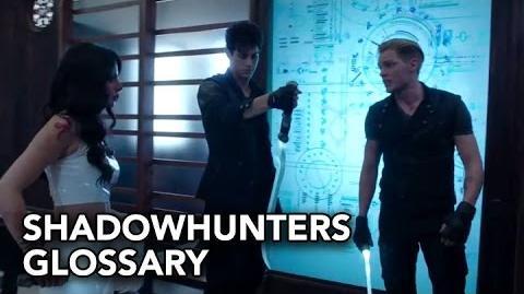 Shadowhunters Glossary 2