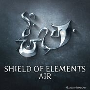 VF Rune, Shield of Elements Air