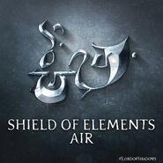 VF Rune, Shield of Elements Air