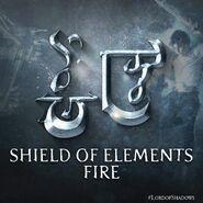 VF Rune, Shield of Elements Fire