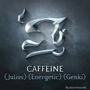 VF Rune, Caffeine