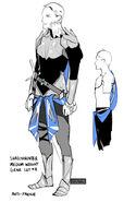 CJ Shadowhunter gear, set 09