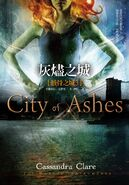 COA cover, Chinese 01